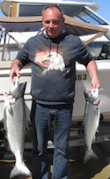 testimonial vancouver island fishing charter