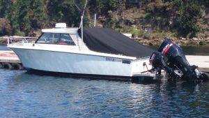 nanaimo tour boat