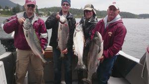nanaimo fishing tour
