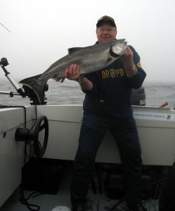 wildlife fishing