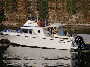 Nanaimo Water Taxi Service from Reel Time Fishing Charters & Marine Tours